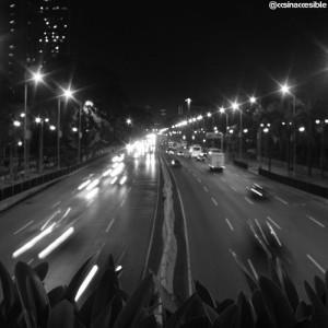 Caracas Inaccesible Av. Bolívar