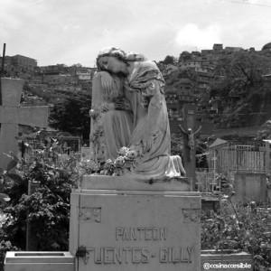 Caracas Inaccesible Cementerio del Sur