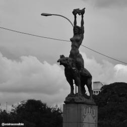 Caracas Inaccesible María Lionza