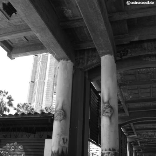Caracas Inaccesible Bellas Artes