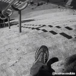 Caracas Inaccesible Escalinatas del Calvario